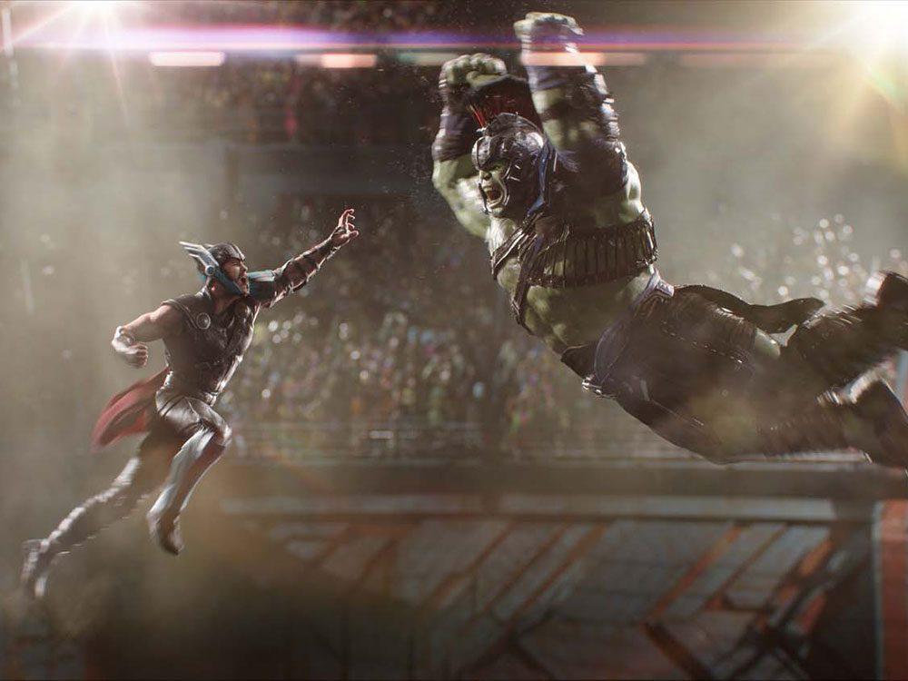 Regardez Thor: Ragnarok en 18e pour respecter la chronologie de film Marvel.