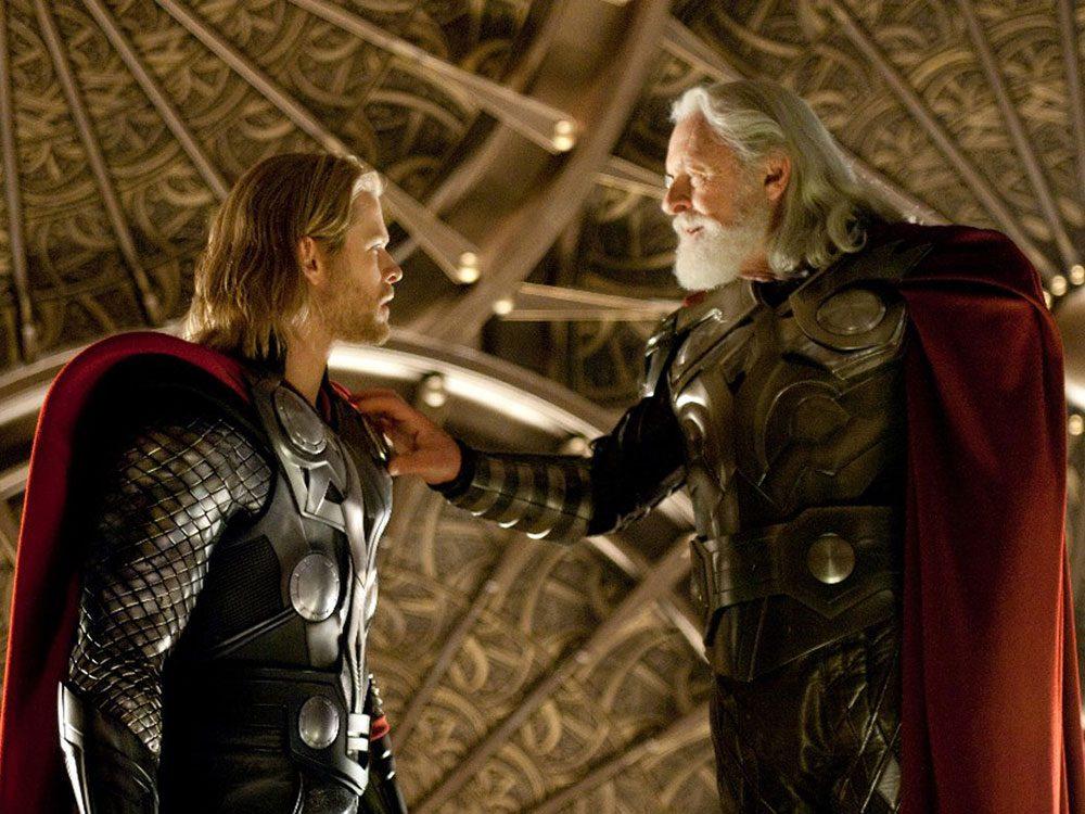 Regardez Thor en 6e pour respecter la chronologie de film Marvel.