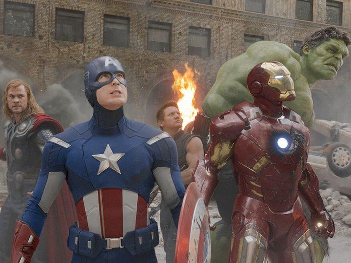 Regardez The Avengers en 7e pour respecter la chronologie de film Marvel.