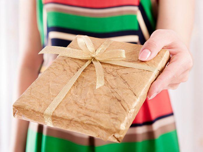Ce cadeau allait aider Desiree à faire son deuil.