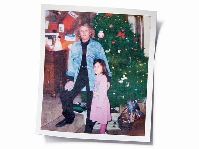 Desiree allait pouvoir faire son deuil juste après Noël.