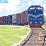 Une enfant sur les rails: 10 secondes pour sauver Emily