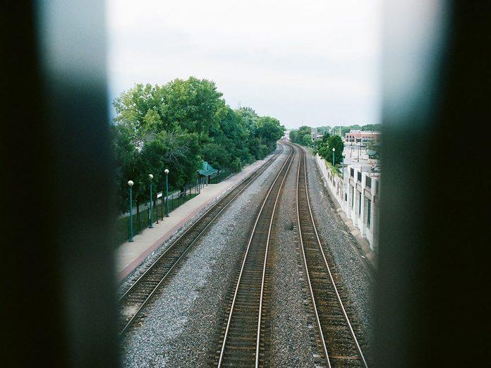 Drame: une enfant sur les rails à Lafayette dans l'Indiana.
