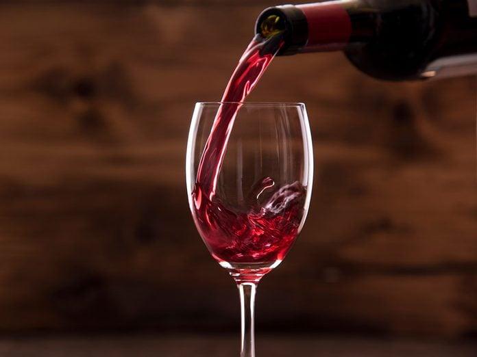 L'alcool fait partie des meilleurs aliments pour le cerveau.