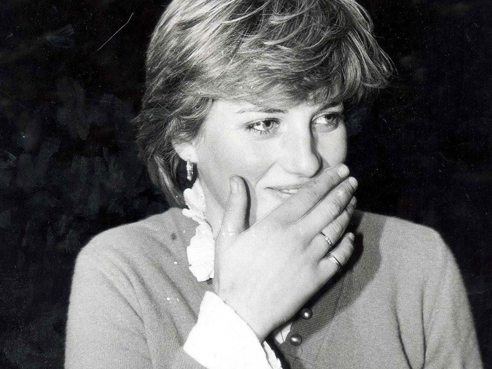 Photos de la princesse Diana dans les années 80.