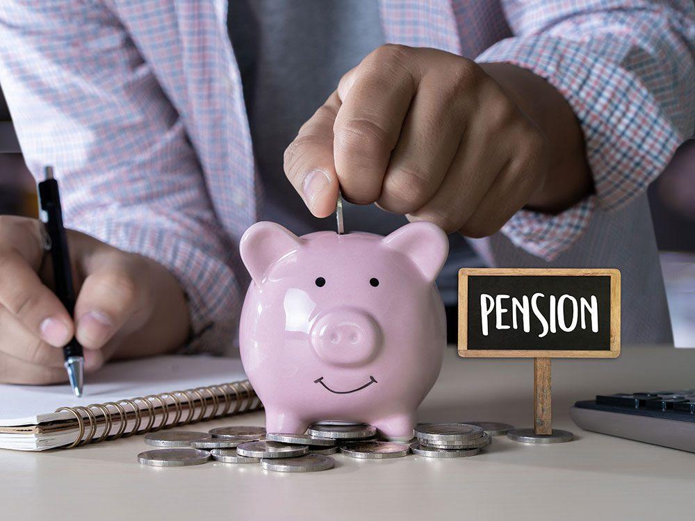 Planifier sa retraite: compter sur un fonds de pension d'entreprise ou la sécurité sociale est l'une des erreurs courantes qu'il faut éviter!