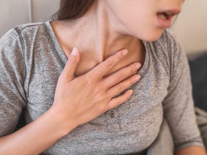 Qu'est-ce que la pneumonie atypique?