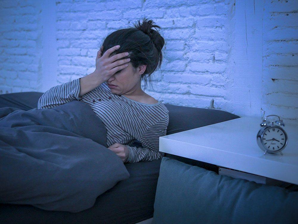 Risque cardiovasculaire: gare aux pics de tension nocturnes.