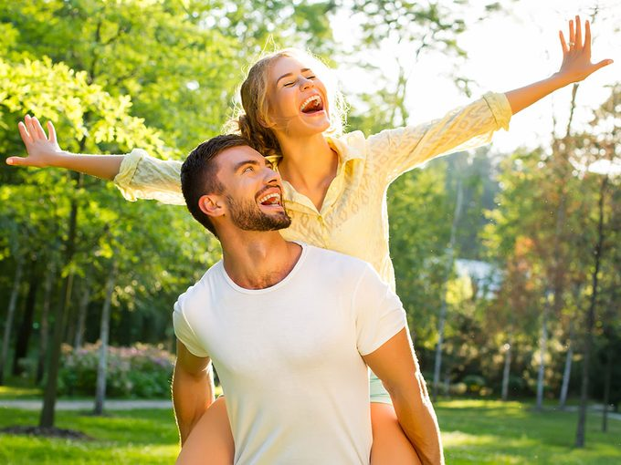 La santé se trouve aussi au cœur du couple.