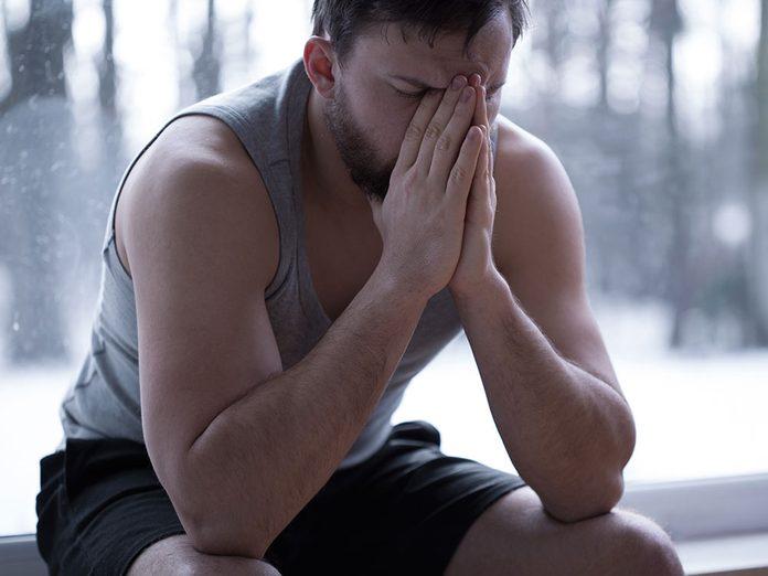 Santé mentale: hausse des cas d'anxiété à cause de l'isolement et de la Covid-19.