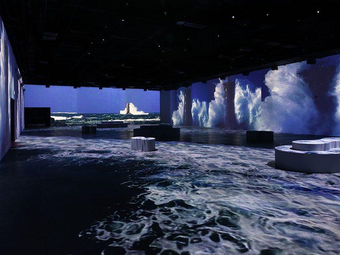 Pendant la semaine de relâche, visitez OASIS immersion au Palais des congrès de Montréal.