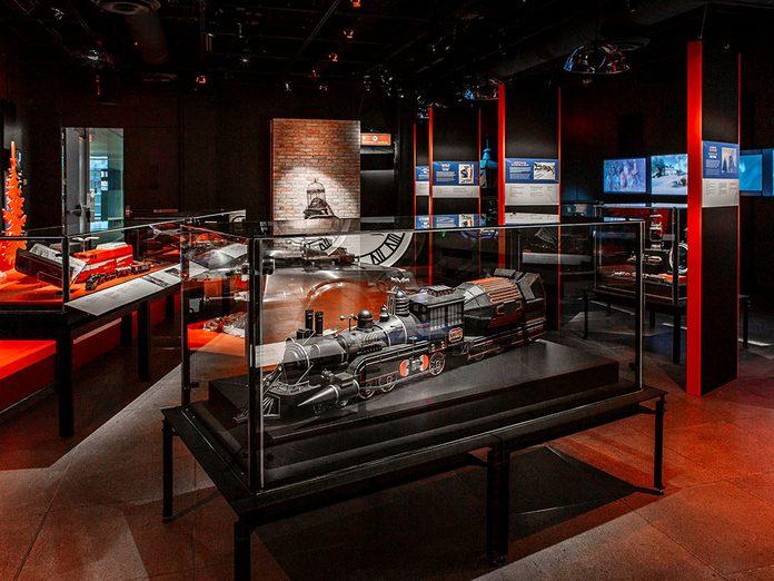 Pendant la semaine de relâche, faites une sortie au musée Pointe-à-Callière de Montréal.