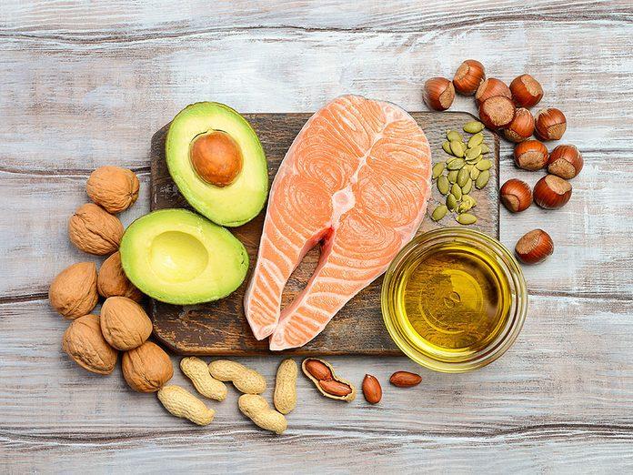 Choisir les bons gras pour stimuler son système immunitaire.
