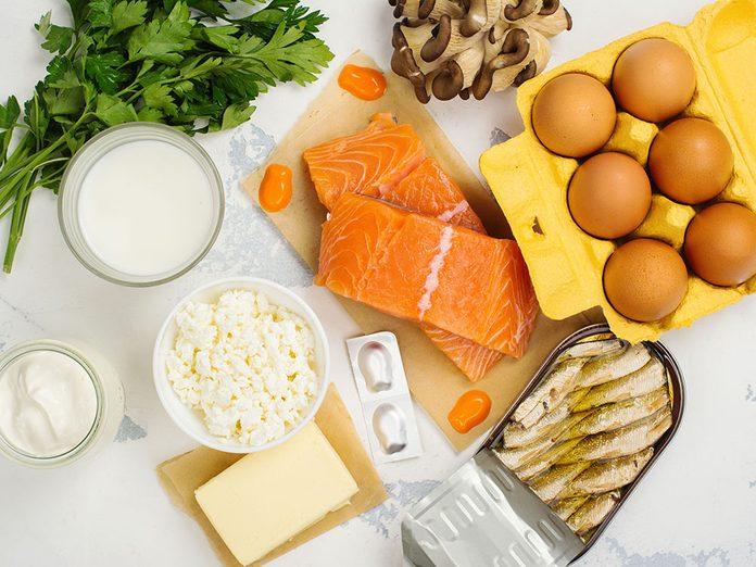 Renforcez votre système immunitaire grâce à la vitamine D.