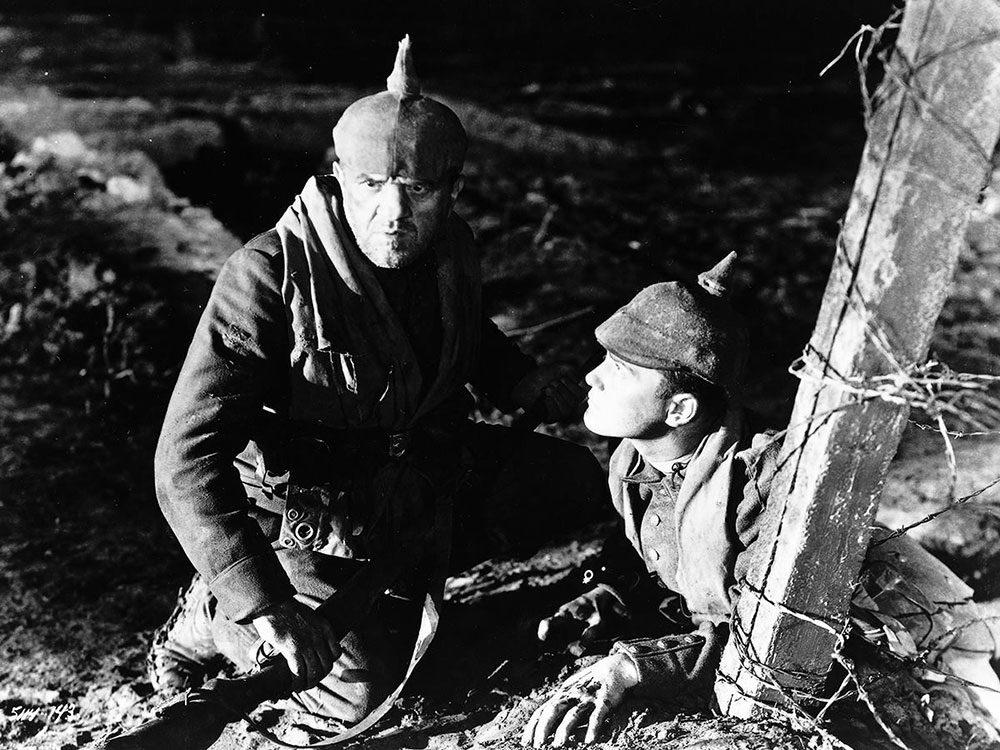 «À l'Ouest rien de nouveau» a reçu l'un des Oscars du meilleur film.