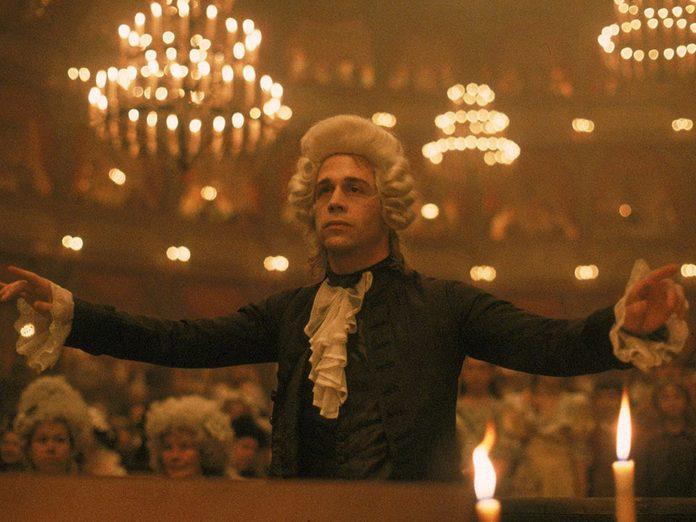 «Amadeus» a reçu l'un des Oscars du meilleur film.