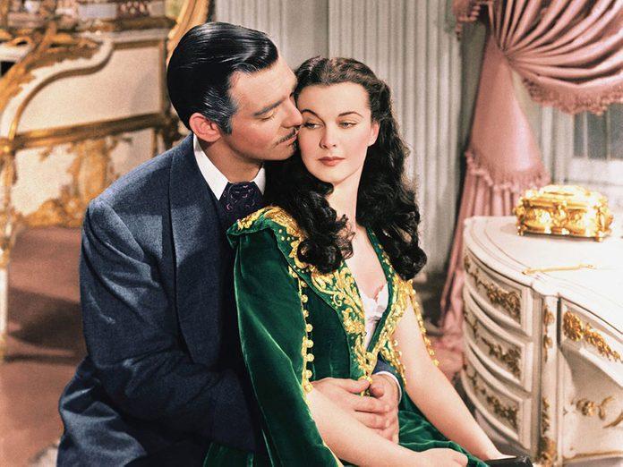 «Autant en emporte le vent» a reçu l'un des Oscars du meilleur film.