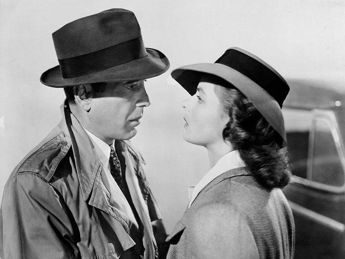 «Casablanca» a reçu l'un des Oscars du meilleur film.