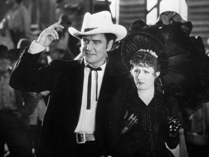 «La Ruée vers l'Ouest» a reçu l'un des Oscars du meilleur film.