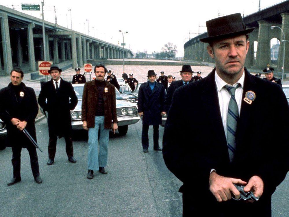 «La filière française» a reçu l'un des Oscars du meilleur film.