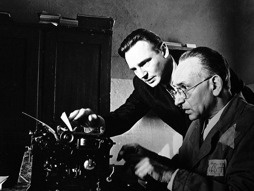 «La liste de Schindler» a reçu l'un des Oscars du meilleur film.