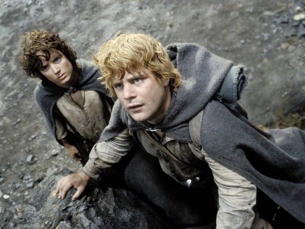 «Le Seigneur des anneaux: le retour du roi» a reçu l'un des Oscars du meilleur film.