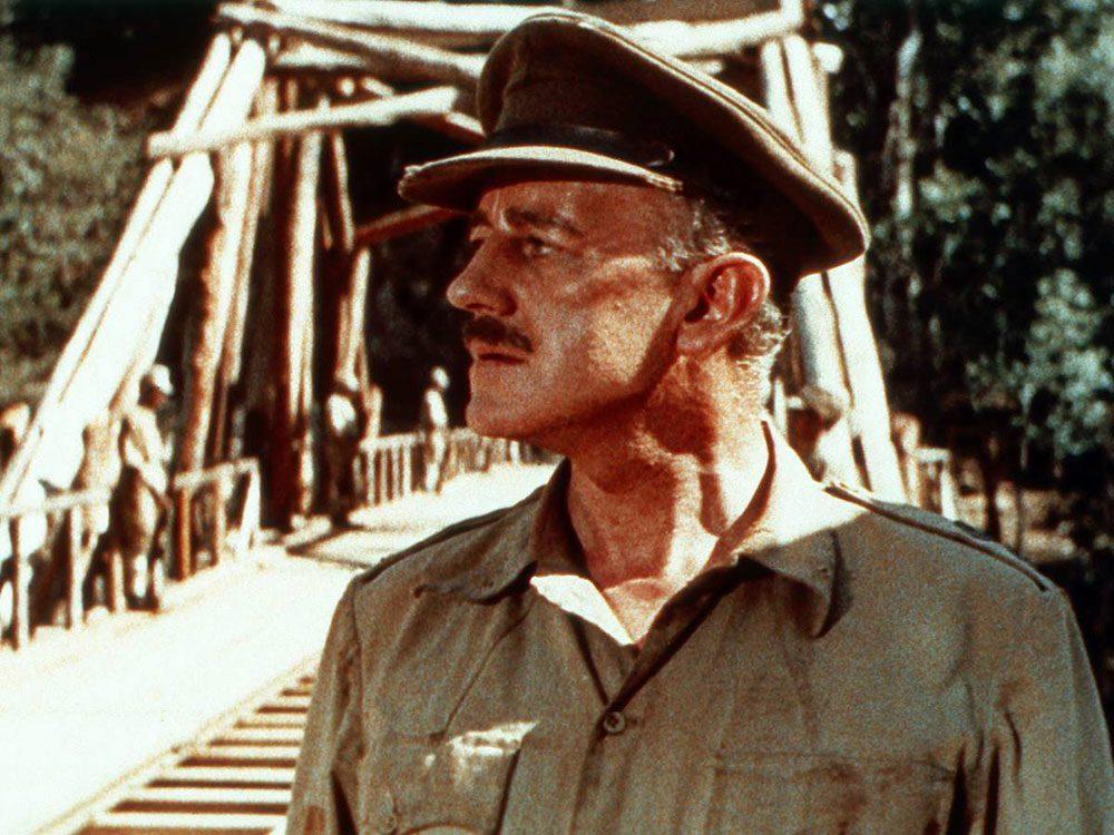 «Le pont de la rivière Kwaï» a reçu l'un des Oscars du meilleur film.