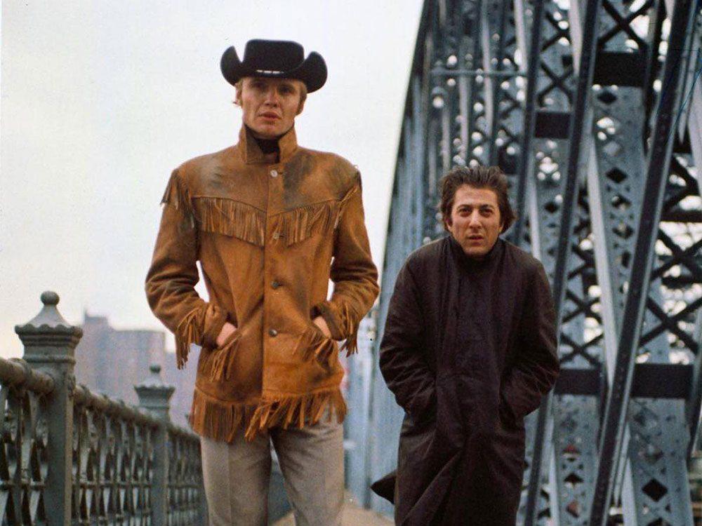 «Macadam Cowboy» a reçu l'un des Oscars du meilleur film.