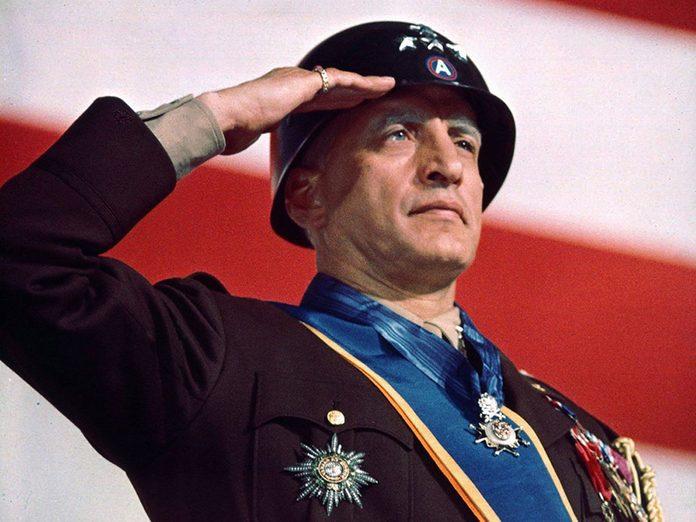 «Patton» a reçu l'un des Oscars du meilleur film.