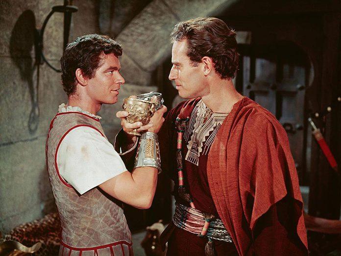 «Ben-Hur» a reçu l'un des Oscars du meilleur film.