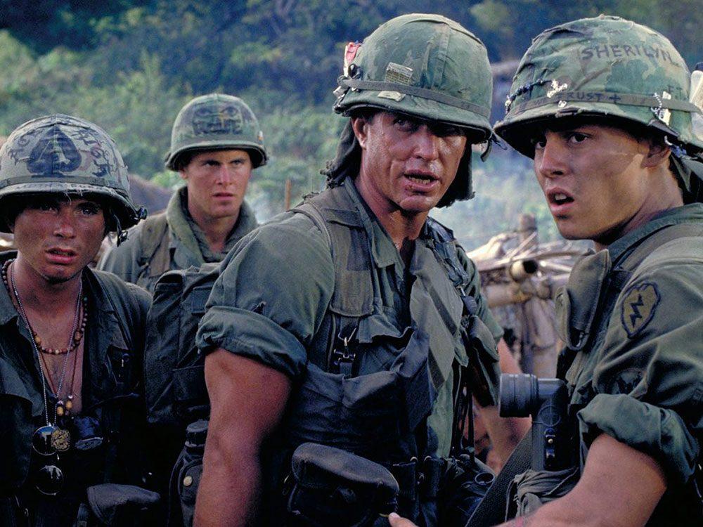 «Platoon» a reçu l'un des Oscars du meilleur film.