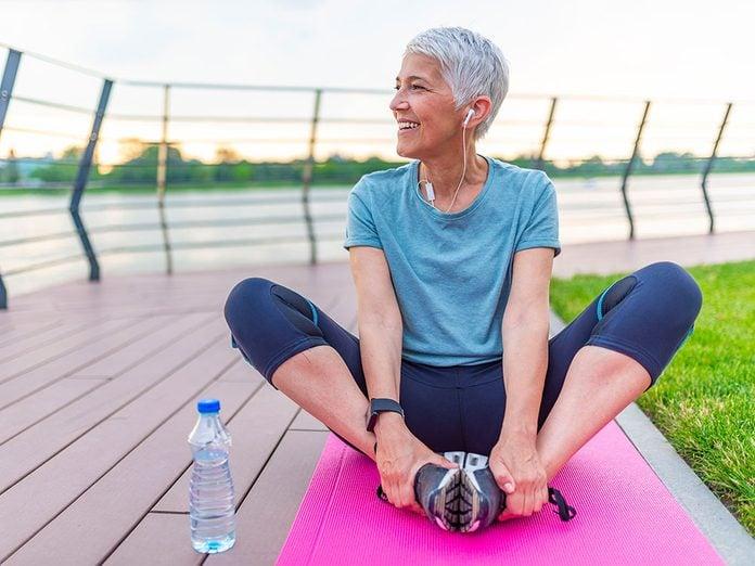 Comment laver son tapis de yoga pour méditer sainement?