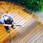 Comment nettoyer son patio et le rajeunir