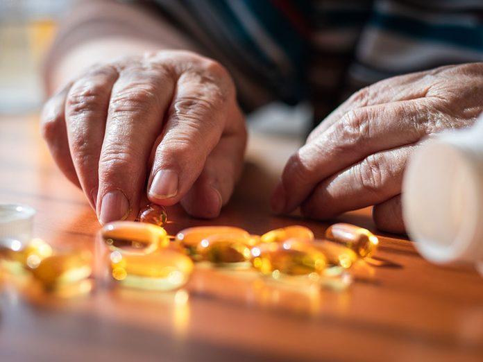 Les suppléments à prendre contre les douleurs articulaires.