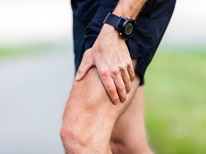 Les douleurs musculaires devraient disparaître.