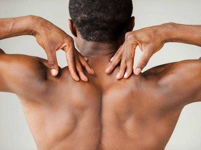 Des douleurs musculaires persistantes sont inquiétantes.