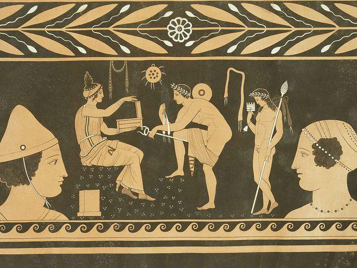 Aux yeux d'un groupe de la Rome antique, l'équinoxe de printemps était une journée de célébration vouée à Cybèle.