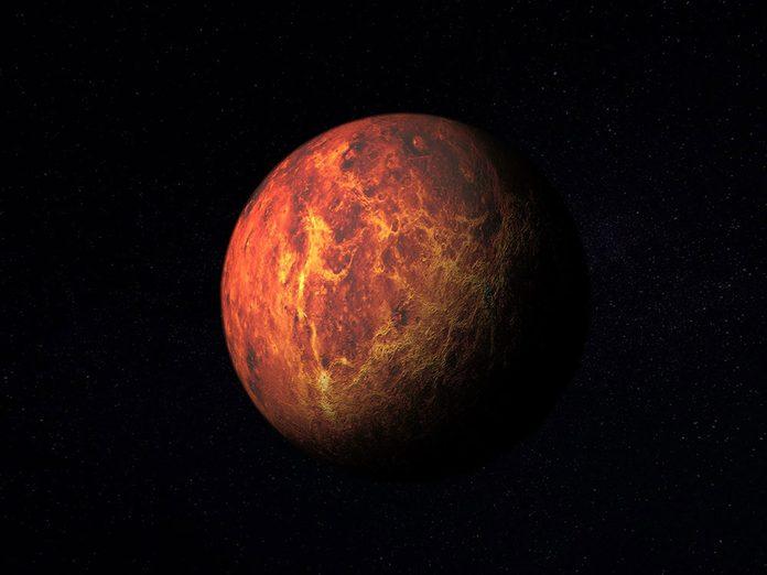 Nous ne sommes pas la seule planète à connaître un équinoxe de printemps.