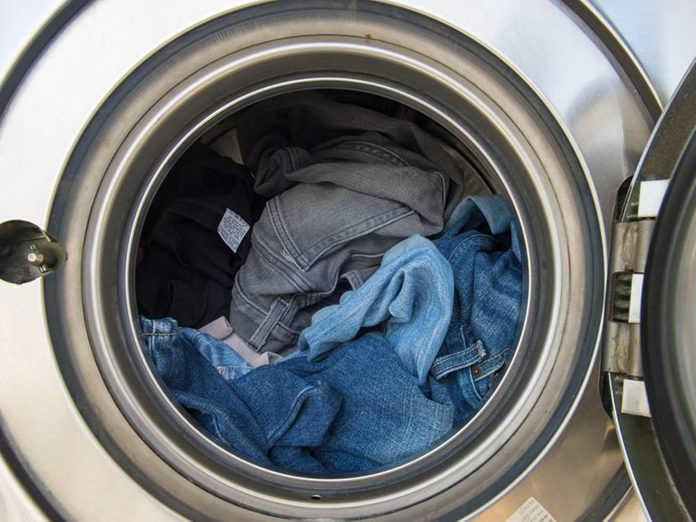 N'oubliez pas de faire le grand ménage de l'intérieur et de l'évent de sécheuse.