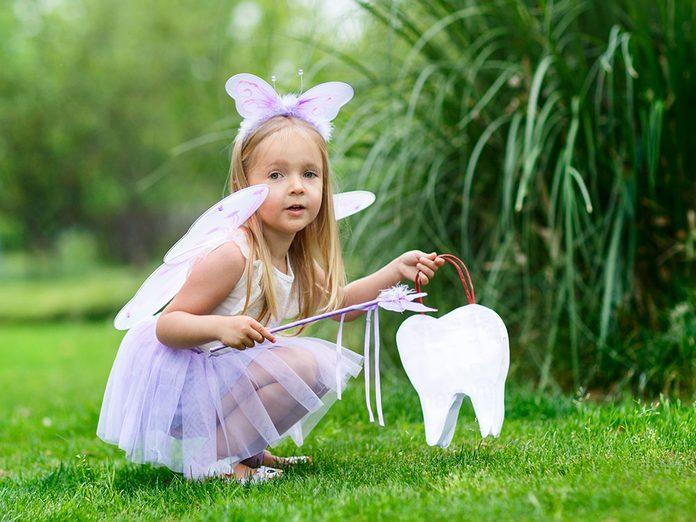 Mythes de l'enfance: une vérité si difficile à accepter.