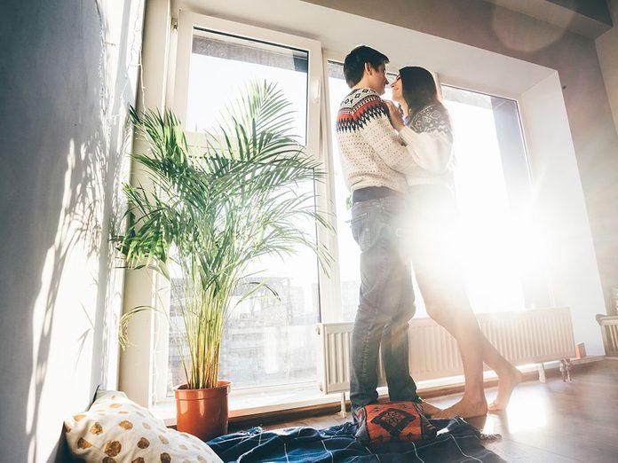 Sauter les étapes est une alerte aux problèmes de couple.