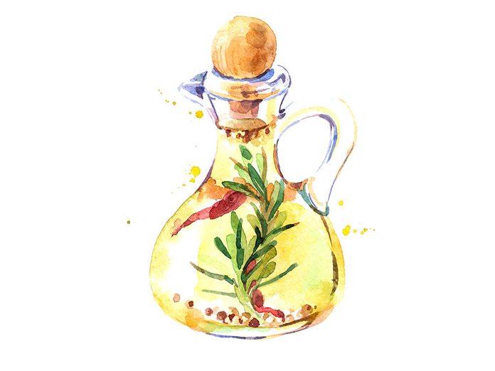 Le vinaigre est l'un des remèdes maison utilisés en France.