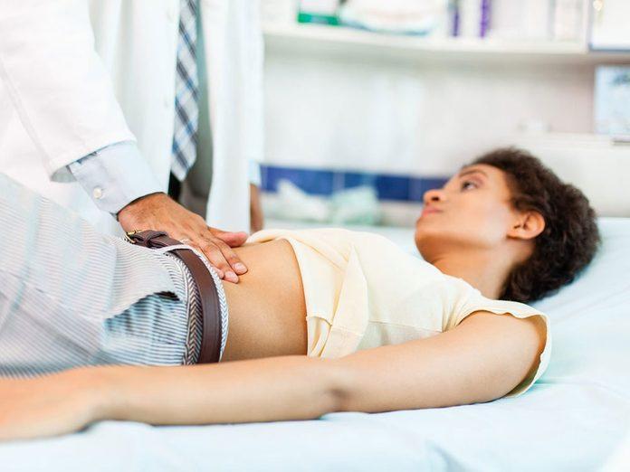Les facteurs de risque du cancer du côlon chez la femme.