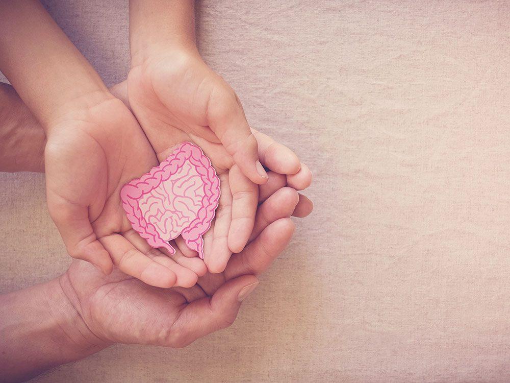 Les symptômes du cancer du côlon chez la femme.