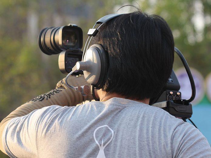 Chine: l'histoire du couple fait l'objet d'un reportage à la puissante télévision centrale de Chine (CCTV).