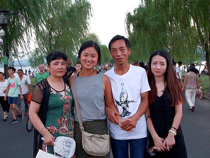 Les retrouvailles: le septième jour, du septième mois en Chine.