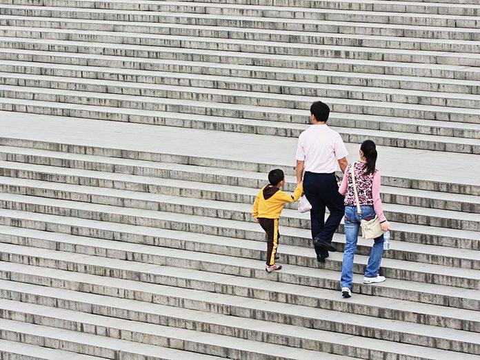 La politique de l'enfant en Chine.