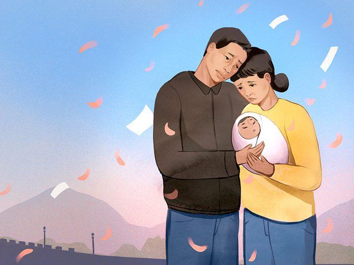 Chine: être une petite fille à l'époque de la politique de l'enfant unique.