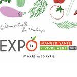 L'Expo Manger Santé en mode confinement