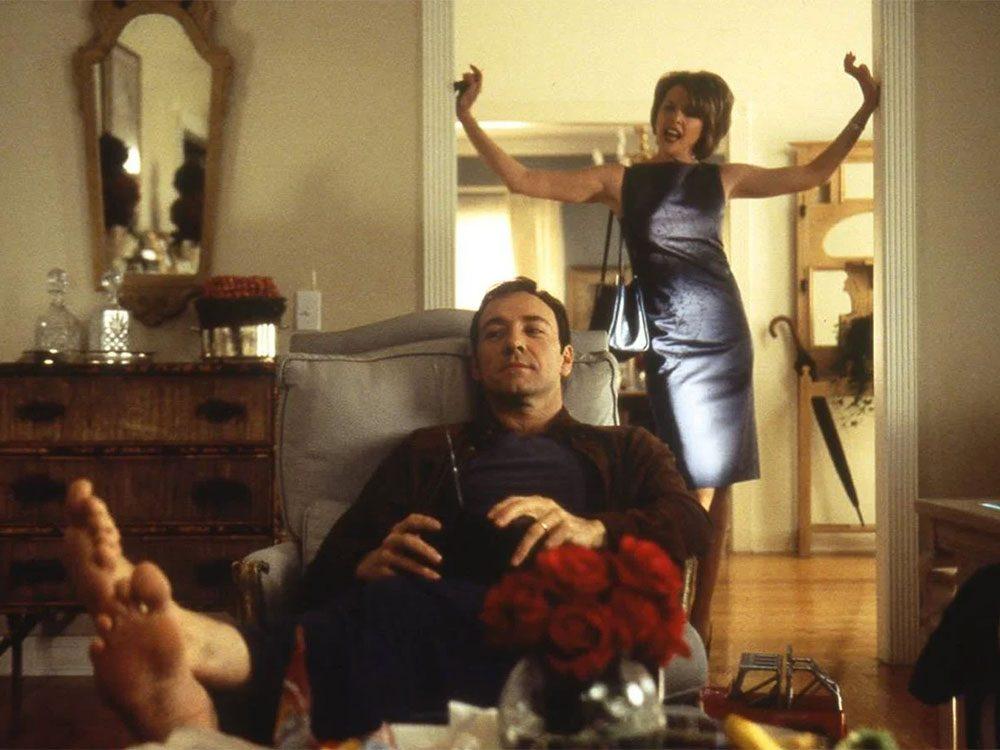 «Beauté américaine» a reçu l'un des Oscars du meilleur film.